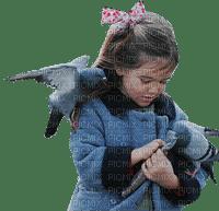 enfant colombe child doves