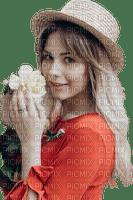 kvinna-woman--hat..hatt