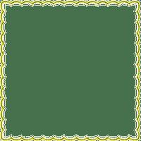 yellow frame cadre jaune