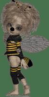 bee  doll abeille