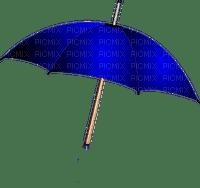 umbrella paraguas azul Regenschirm - blau