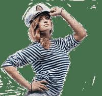 femme marin sailor woman