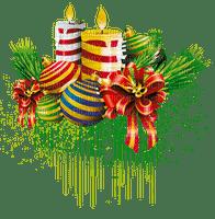 Kaz_Creations Deco Candles  Christmas Noel