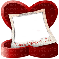 happy mothers day frame cadre fete de Meres