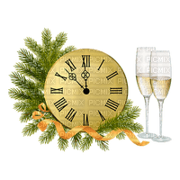 Kaz_Creations Deco Champagne New Year
