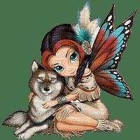 fairy wolf