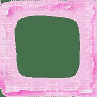 Torn Paper Transparent Frame~Pink©Esme4eva2015