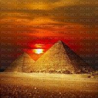 Egypt ägypten Egypte pyramid pyramide fond background paysage landscape image sunset