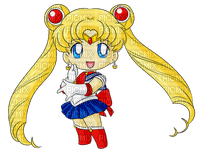 sailor moon chibi manga