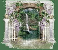 parc chute d' eau