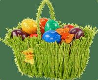 easter ostern Pâques paques  deco tube  eggs eier œufs egg  basket