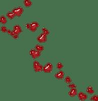 Kaz_Creations Red Scrap Deco Heart Love