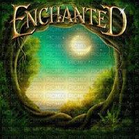 enchanted bg fond fantaisie