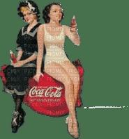 Coca Cola Girls 1886-1936 50 years  Joyful226