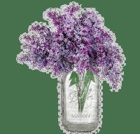 Pot.Vase.Deco.Bouquet.Fleur.Flowers.Lilas.Victoriabea