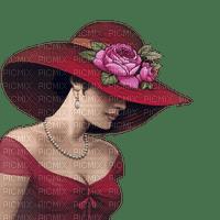mujer con sombrero by EstrellaCristal