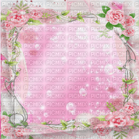 vintage bg pink flowers fond rose fleur
