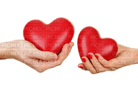 St. Valentin  love heart hands_Saint Valentin  amour cœur mains