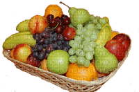 basket fruits panier