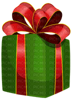 Kaz_Creations Gift Box Birthday Ribbons Bows  Occasion Green Red