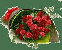 patymirabelle fleurs bouquet rose rouge