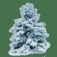 chantalmi  hiver winter neige snow noël déco sapin