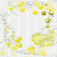 Transparent Overlay Summer Love~Yellow©Esme4eva2015