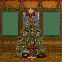 room raum  chambre  habitación zimmer window fenster fenêtre  image fond background christmas noel xmas weihnachten Navidad рождество natal tree  vintage tube