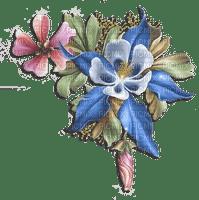 minou-blue-bleu-blu-blå-flower-fleur-fiore-blomma
