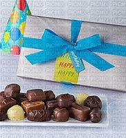 Bon anniversaire la pâtisserie chocolat bonne journée