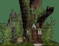 Fantasy Fairy Tree House