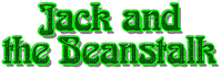 Kaz_Creations Logo Text Jack and the Beanstalk