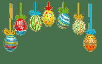 easter eggs oeufs pâques deco