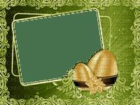 påsk-frame-grön