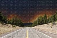open road street highway bp