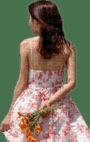 femme woman frau beauty tube human person people  spring printemps frühling primavera весна wiosna