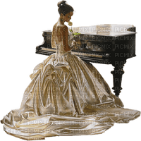 kvinna-woman-piano