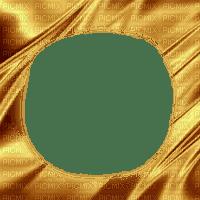 gold frame cadre or