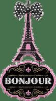 deko bonjour,Paris,logo,Orabel