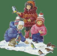 loly33       hiver enfant