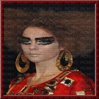 image encre femme charme visage edited by me