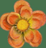 Fleur.Flower.Orange.Deco.Victoriabea