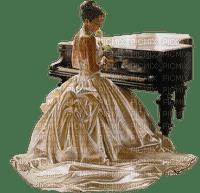 playing piano bp