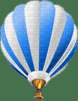 Montgolfière_Hot air balloon_ _ Blue DREAM 70