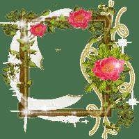 frame flowers deco cadre fleur