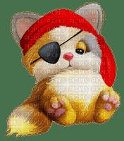 cat chat katze animal pirate pirat  summer ete    tube sommer