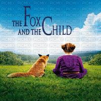 the fox and the child bg transparent