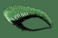 Eye, Eyes, Eyelash, Eyelashes, Eyeshadow, Makeup, Green - Jitter.Bug.Girl