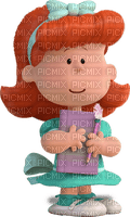 peanuts little red hair girl