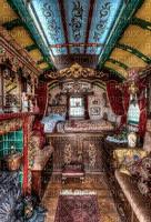 Rena Zigeunerwagen Gipsy Wagon Room